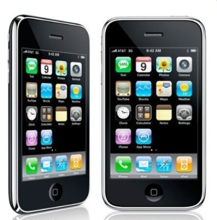 APPLE IPHONE 3GS - 8GB - BLACK (UNLOCKED) SMARTPHONE CELL PHONE in Cell Phones & Accessories, Cell Phones & Smartphones | eBay
