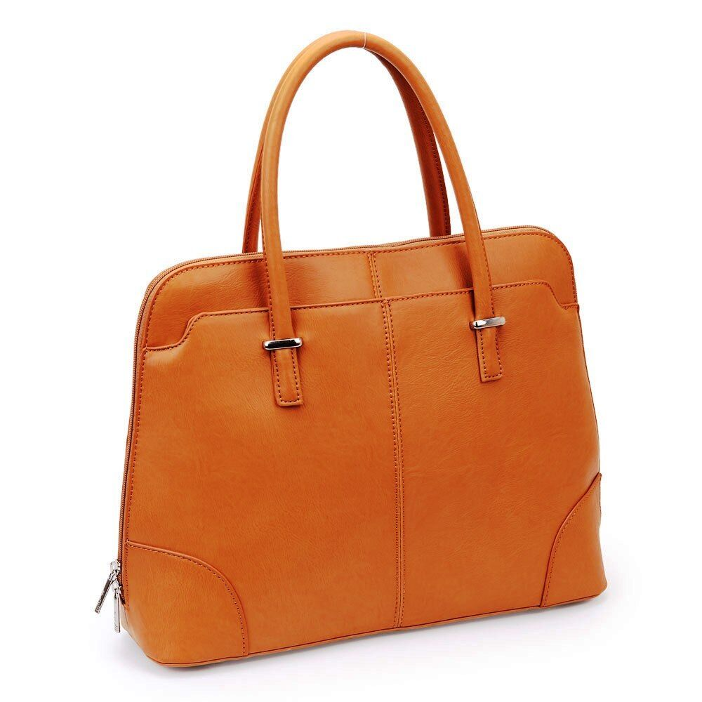 WOMENS LAPTOP NOTEBOOK NETBOOK TABLET PC LEATHER HANDBAG ...