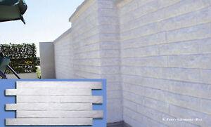 Arredo casa giardino rivestimento da parete interno esterno effetto pietra 10 mq ebay - Pietra da rivestimento esterno ...