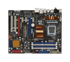 ASRock-P45X3-Deluxe-Intel-LGA-775-Sockel-T-Mainboard-fuer-Overclocker-NEU