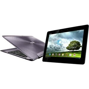 Transformer Infinity TF700 32GB Wi-Fi 10.1 Gray Tablet + Keyboard Dock