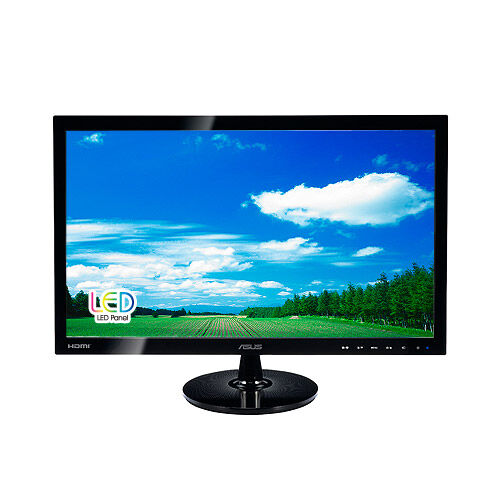 ASUS VS VS247H P 24 Widescreen LED LCD Monitor