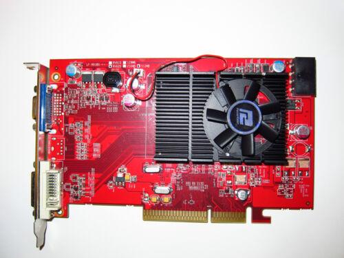 ATI Radeon HD 3450 512MB AGP 4X 8X Windows 7 Vista XP Video Graphics VGA Card in Computers/Tablets & Networking, Computer Components & Parts, Graphics, Video Cards | eBay