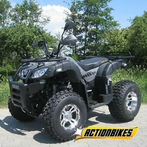 atv hunter quad 200 ccm mit stra enzulassung automatik. Black Bedroom Furniture Sets. Home Design Ideas