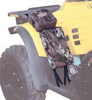 ATV LOGIC FENDER PACK BAG KWIK TEK MOSSY OAK CAMO NEW