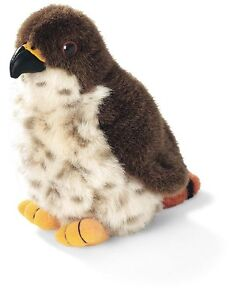 AUDUBON-BIRDS-RED-TAILED-HAWK-79393-Plush-Authentic-Sound-Free-Ship-USA