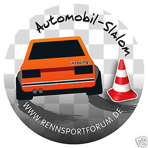 AUFKLEBER-Racing-Rennsportforum-Slalom-TOP-QUALITAT