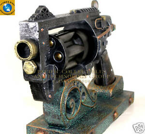 AUTHENTIC STEAMPUNK BLASTER DISRUPTOR THE BIG DADDY MOVIE PROP TOY GUN DESTROYER in Collectibles, Science Fiction & Horror, Other | eBay