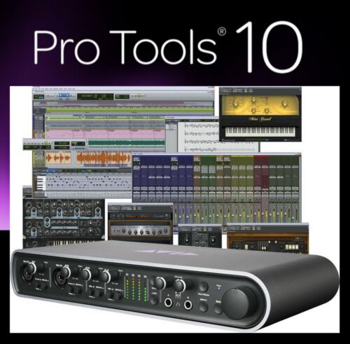 "AVID MBOX 3 PRO FIREWIRE INTERFACE with PRO TOOLS 10 ""New / Sealed"" in Musical Instruments & Gear, Pro Audio Equipment, Computer Recording Interfaces 
