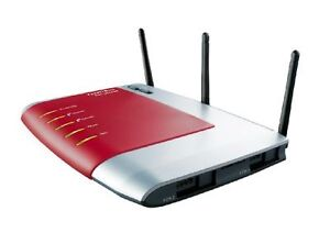 AVM 300 4 10/100 Wireless N Router (2000...