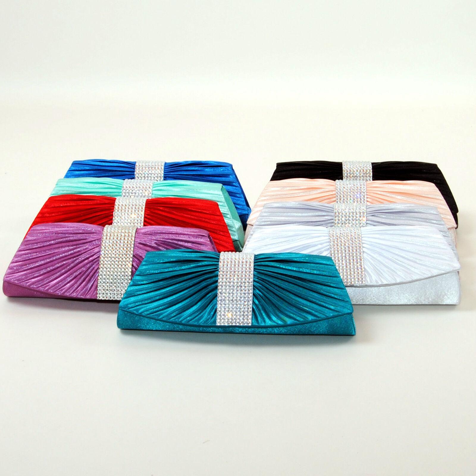 abendtasche strass zirkonia clutch tasche handtasche. Black Bedroom Furniture Sets. Home Design Ideas