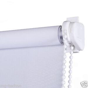 abschattungsrollo rollo seitenzug weiss 80 cm 100 cm breit l nge 110 bis 150 cm. Black Bedroom Furniture Sets. Home Design Ideas