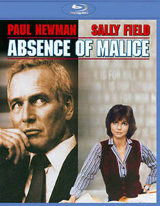 Absence of Malice (Blu-ray Disc, 2011)