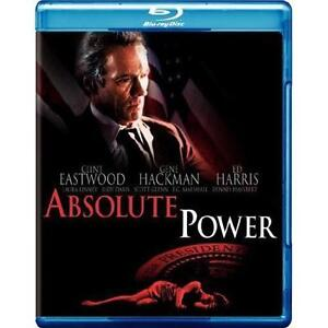 Absolute Power (Blu-ray Disc, 1997)