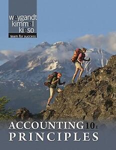 Accounting Principles by Jerry J. Weygan...