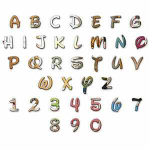 Winnie The Pooh Alphabet Letter M