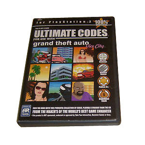Action Replay Ultimate Codes: Grand Thef...