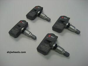 Acura  2012 on Acura 2007 2012 Rdx Tsx Tl 4 Tpms Tire Pressure Sensors 315mhz