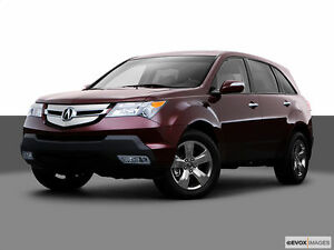2008 Acura  on Acura Mdx 2008 Base   Ebay
