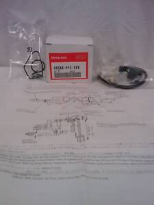 Acura Service on Acura Speed Sensor Repair Kit 91 95 Legend   Ebay