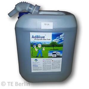 adblue 10 liter scr harnstoffl sung aus 32 iso 22241. Black Bedroom Furniture Sets. Home Design Ideas