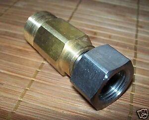 Adapter-Kupplung-M18-Wap-Schlauch-M22-Kaercher-Kraenzle