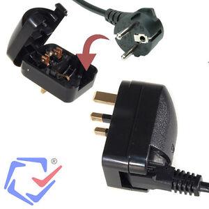 adapter stecker stromadapter stromstecker de uk schuko deutschland auf england ebay. Black Bedroom Furniture Sets. Home Design Ideas