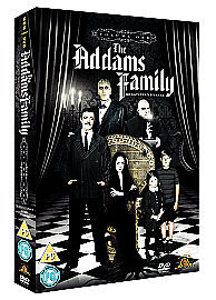 The Addams Family Vol.1 (DVD, 2007, 3-Di...