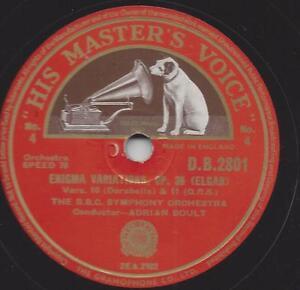 Adrian Boult dirigiert Edward Elgar : Enigma Variations - BBC Orchestra - <span itemprop=availableAtOrFrom>Neckarsteinach, Deutschland</span> - Widerrufsbelehrung Widerrufsrecht Sie haben das Recht, binnen vierzehn Tagen ohne Angabe von Gründen diesen Vertrag zu widerrufen. Die Widerrufsfrist beträgt vierzehn Tage ab dem Ta - Neckarsteinach, Deutschland