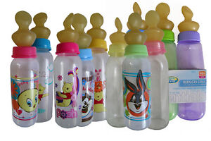 Adult Baby Nursing Bottle include Adult Size NUK Nipple in Baby, Feeding, Baby Bottles | eBay