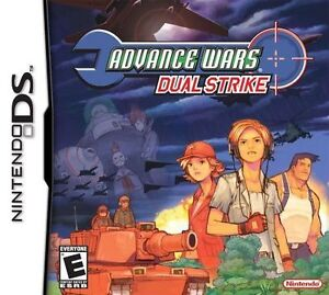 Advance Wars: Dual Strike  (Nintendo DS,...