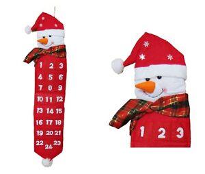 adventskalender zum selbst bef llen filz selberf llen weihnachtskalender ebay. Black Bedroom Furniture Sets. Home Design Ideas