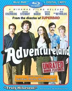 Adventureland (Blu-ray Disc, 2011)