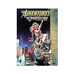 Adventures in Babysitting (DVD, 1999)