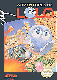 Adventures of Lolo  (Nintendo, 1989)
