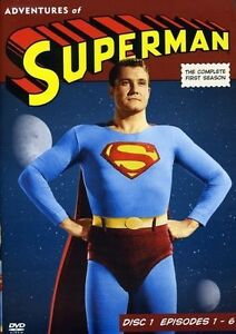 Adventures of Superman - Season 1 Disc 1...
