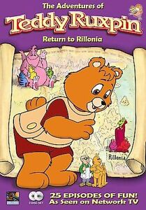 Adventures of Teddy Ruxpin - Return to R...