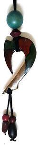 Afrika Design Holz Style Hals Schmuck Kette Handarbeit Grüntöne NEU 1Stk. - Helmbrechts, Deutschland - Afrika Design Holz Style Hals Schmuck Kette Handarbeit Grüntöne NEU 1Stk. - Helmbrechts, Deutschland