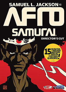 Afro Samurai (DVD, 2007, Director's Cut;...