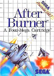 After Burner  (Sega Master, 1988)