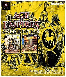 Age of Empires (Gold Edition)  (PC, 1999...