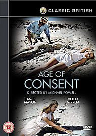 Age-of-Consent-DVD-1969-2008-Good-DVD-Max-Meldrum-Slim-DeGrey-Harold-H