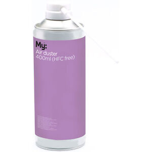 air duster 400ml spray can computer cleaning new ebay. Black Bedroom Furniture Sets. Home Design Ideas