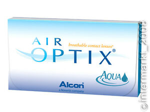 Air-Optix-AQUA-ALCON-1x6-ab-0-50-bis-9-0-dpt-Behaelter-Gratis-Neu-OVP