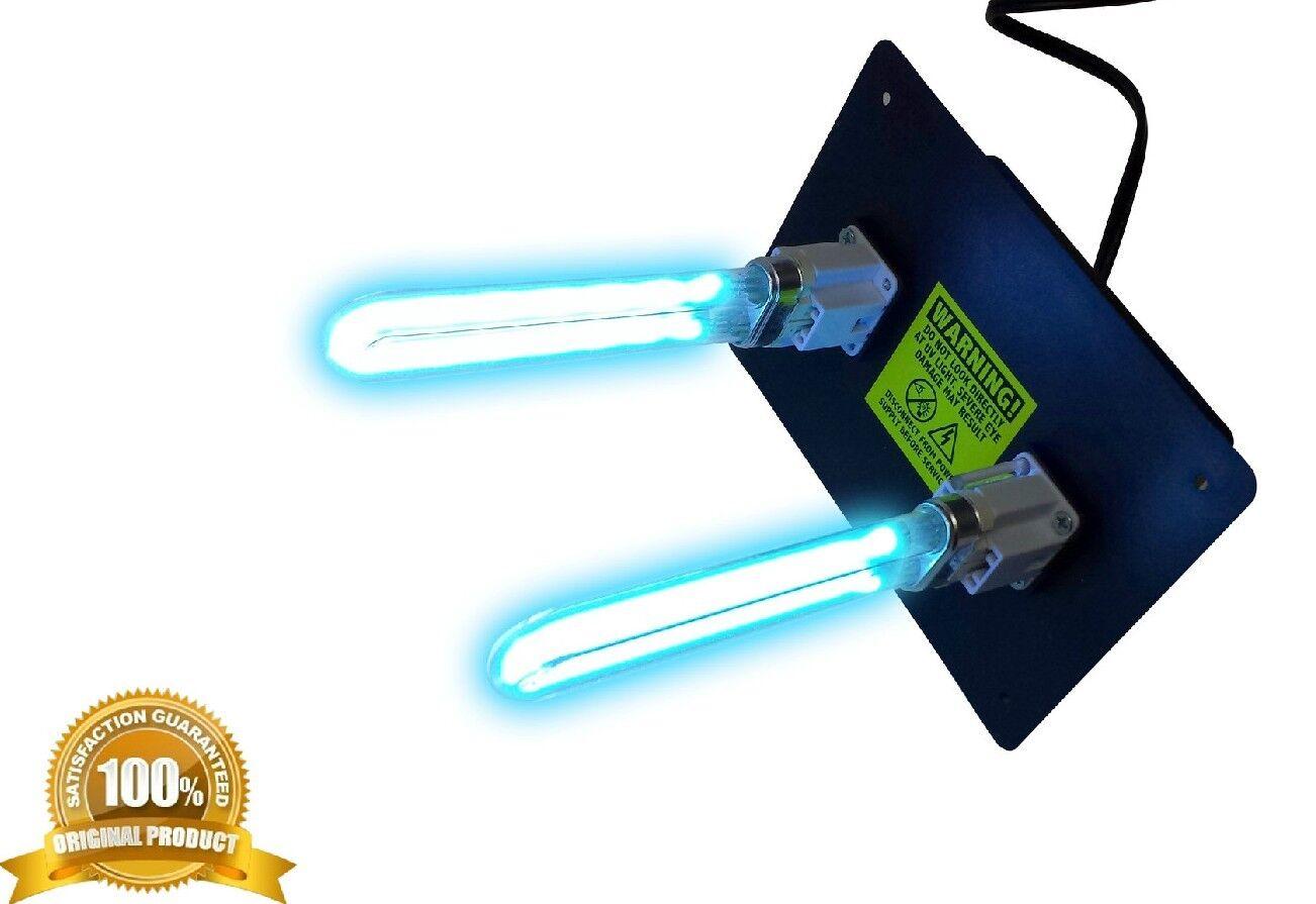 Air purifier uv light ultraviolet hvac