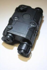 Airsoft PEQ-15 Green Laser&White LED IIIuminator Black | eBay