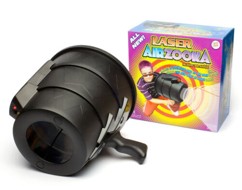 Airzooka Air Blaster Toy Gun Zooka Bazooka w/ Laser Aiming in Toys & Hobbies, Classic Toys, Other | eBay