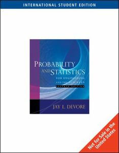 Aise-Probability and Statistics F/Engine...