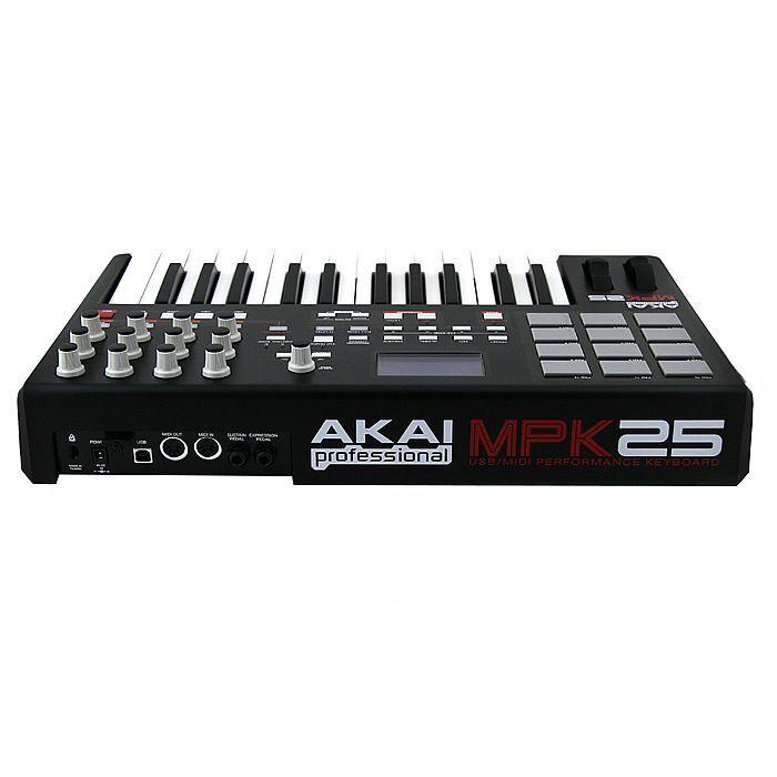 Akai Professional MPK25 25 Key USB MIDI Portable Keyboard