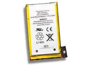 Akku-fuer-iPhone-3Gs-Batterie-1220-mAh-Battery-NEU-APN-616-0435-NEUWARE-HANDLER